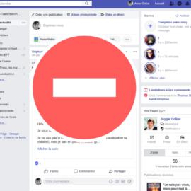 Facebook: arrêtez de perdre du temps