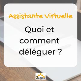 Que peut-on déléguer à une assistante virtuelle ?